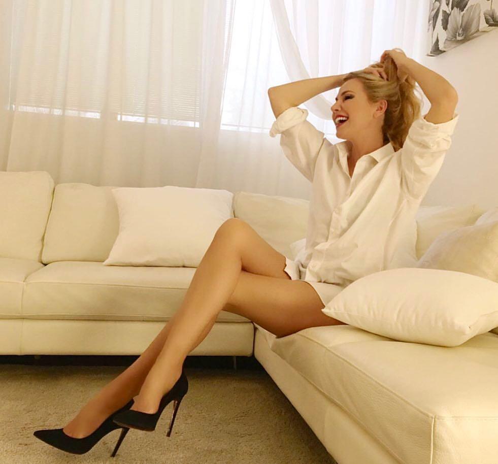 Le gambe di Federica